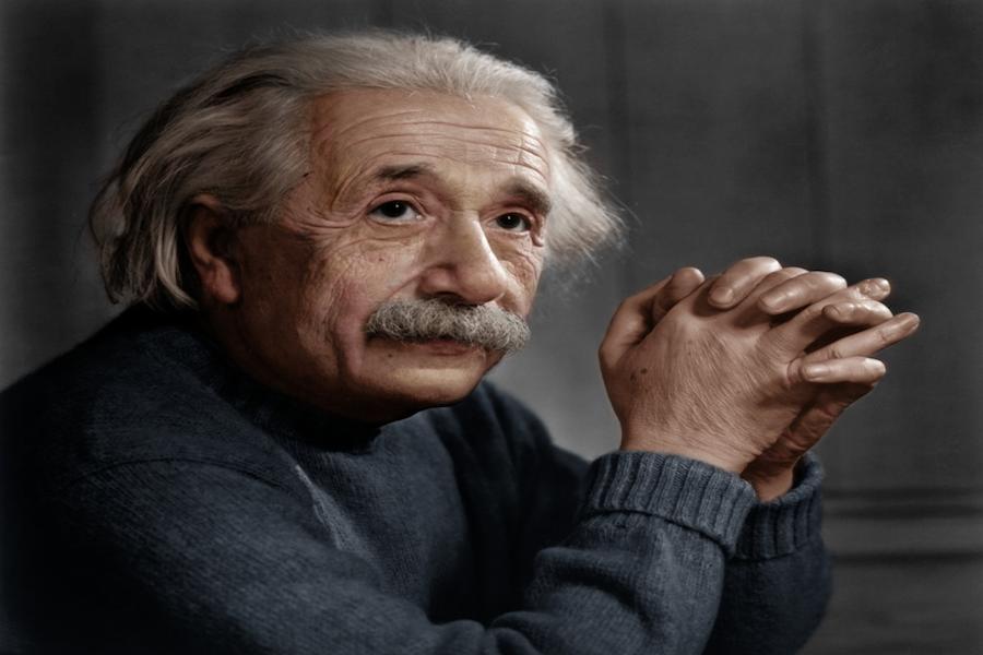 Nueve Frases Célebres De Albert Einstein A 62 Años De Su