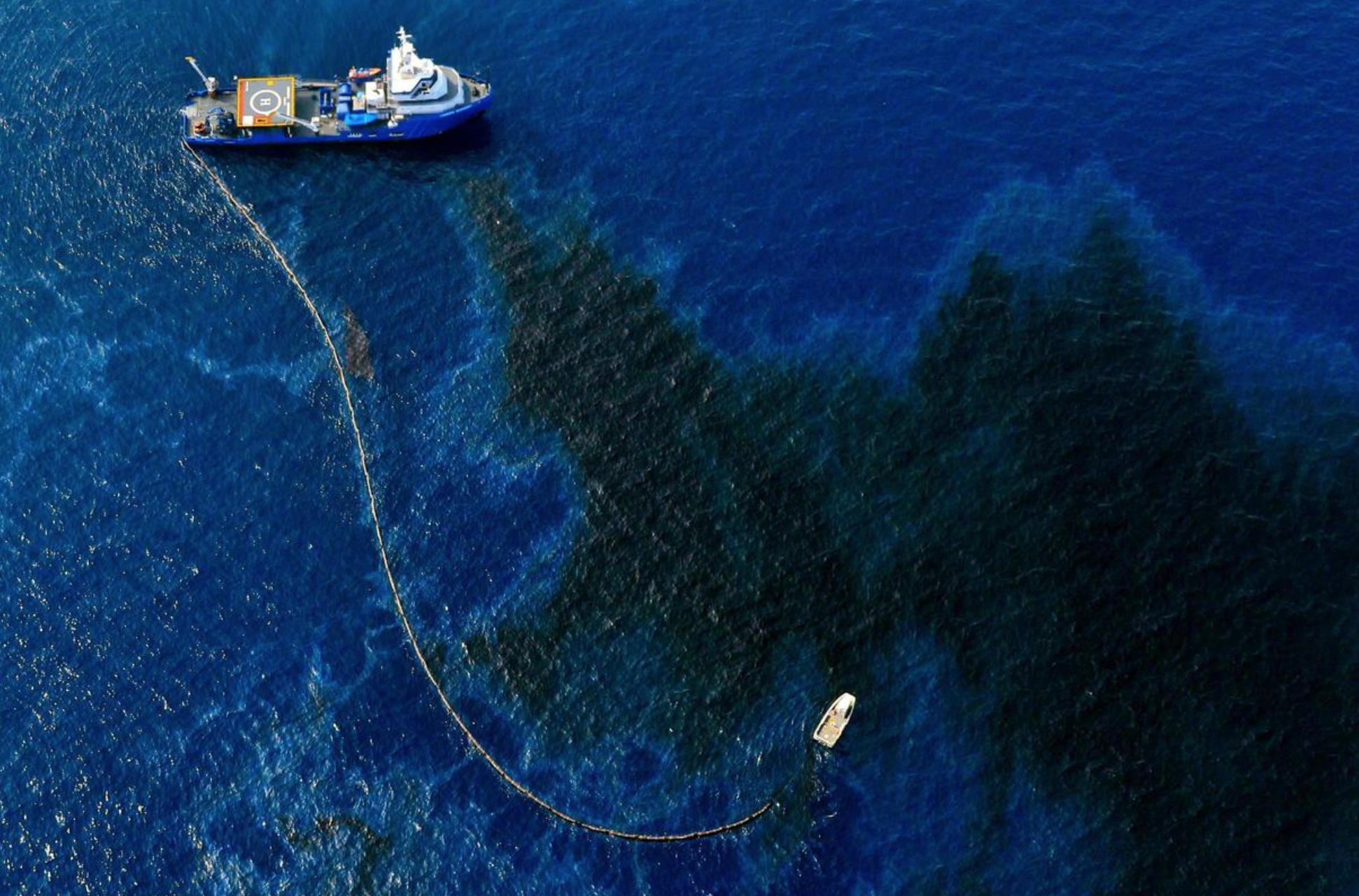 Ee Uu Reporta Derrame De Petr 243 Leo En El Golfo De M 233 Xico