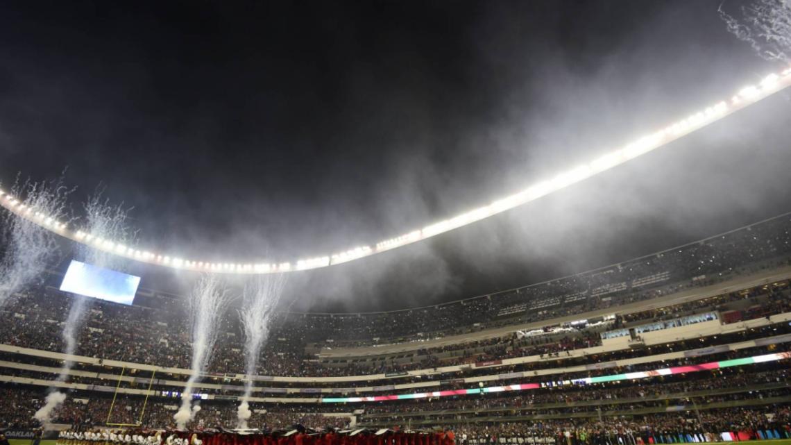 México quiere reconqistar a la NFL
