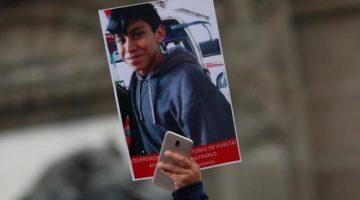 Joven desaparecido en México