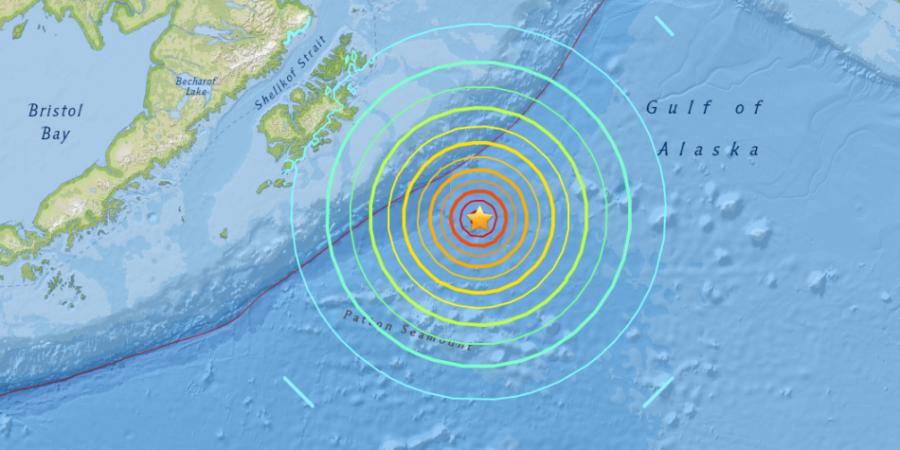 tsunamy alaska