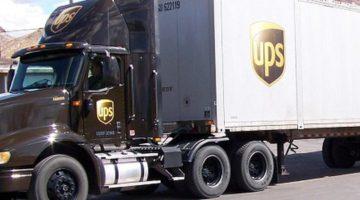 77indocumentados en falso camion UPS