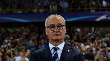 Claudio Ranieri Champions