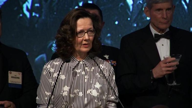 Directora de la CIA Gina Haspel