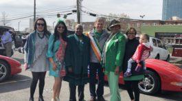 Desfile de San Patricio en Charlotte