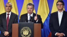 JUAN MANUEL SANTOS - COLOMBIA