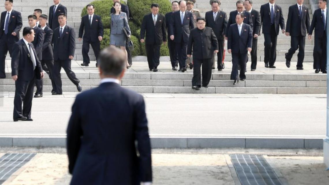 Las Coreas Acuerdan la Paz2