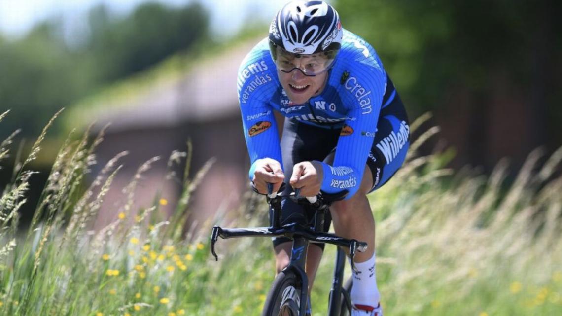 Ciclista muere en plena competencia