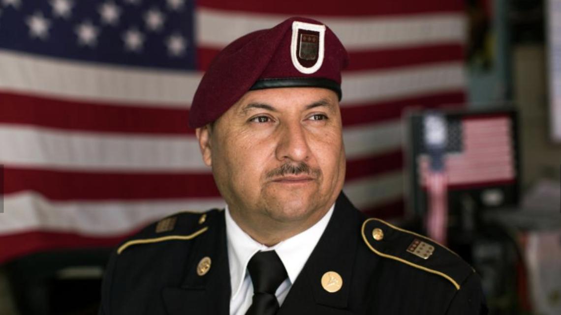 Veterano deportado