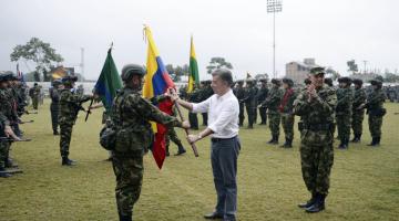 Ecuador deja de ser garante de paz de ELN