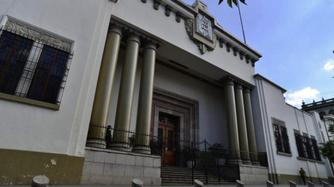 Casa presidencial de Guatemala