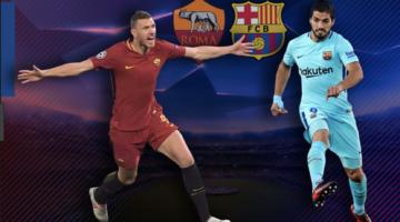 Barcelona fuera de Champions Liga