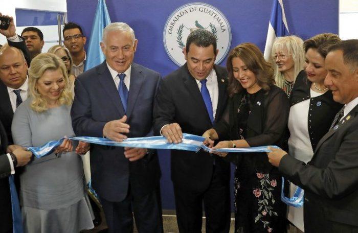 ISRAEL-GUATEMALA