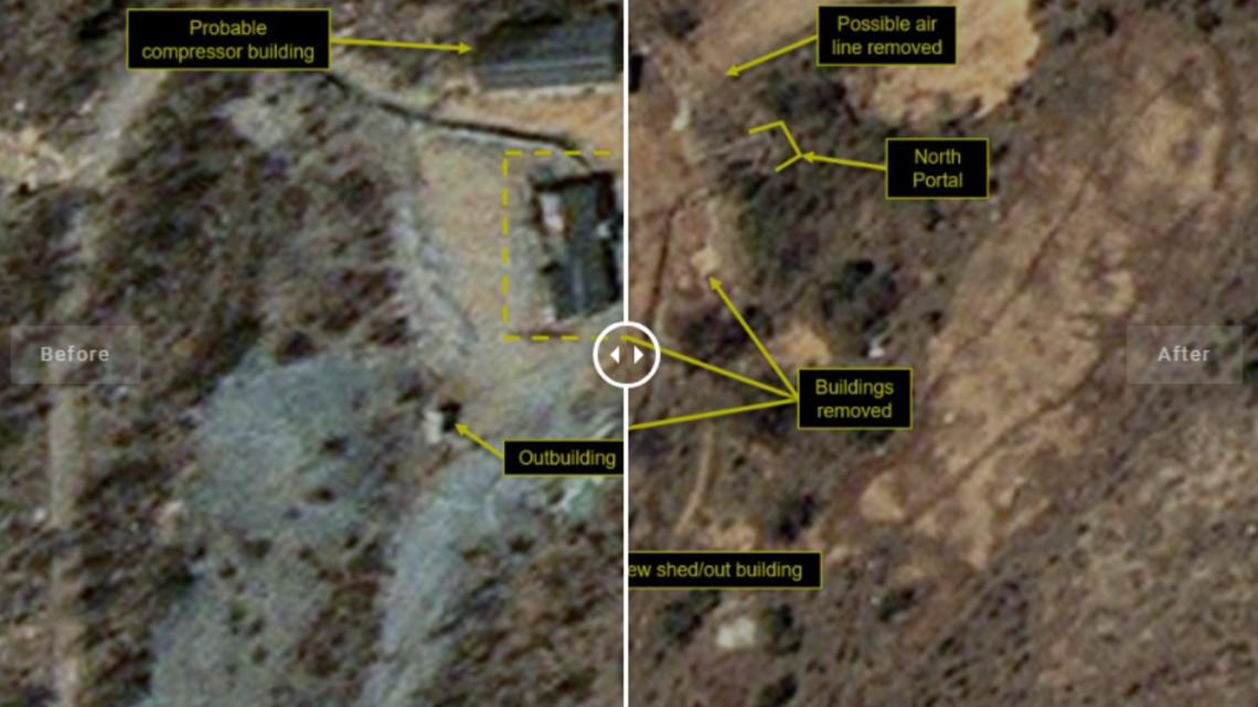 Corea Satelital