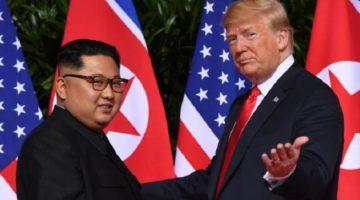 Encuentro Kim Jong Un y Trump