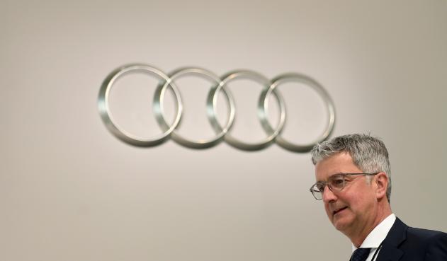 Presidente de Audi