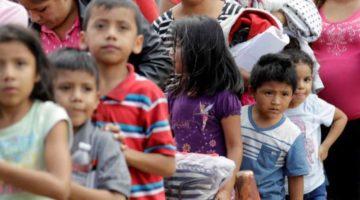 Niños en la frontera