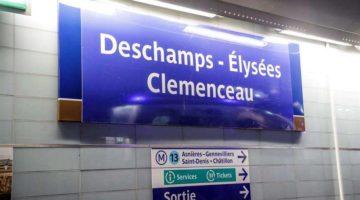 Tren de Francia