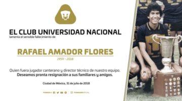 Rafael Flores_Pumas