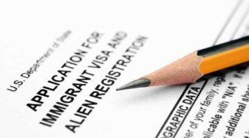 Aplicación de visa