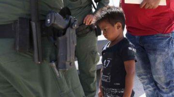 Niños inmigrantes