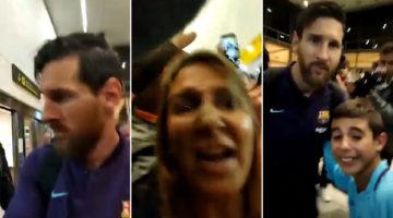 Fanatica de lionel Messi