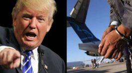 Trump deportación