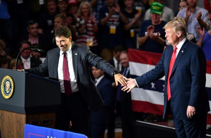 Trump en ohaio