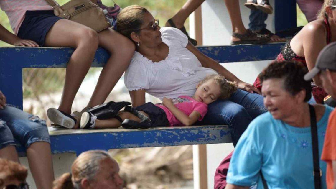 Desplazados Huracán Maria