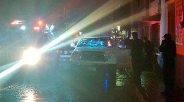 Asesinato en Puebla