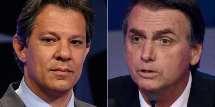 Candidatos Brasileros