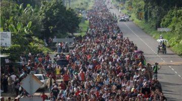 Caravana Inmigrante