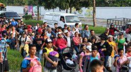 Carvana de inmigrantes