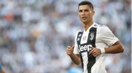 Cristiano Ronaldo a Juventus