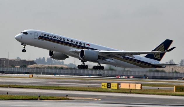 El vuelo mas largo