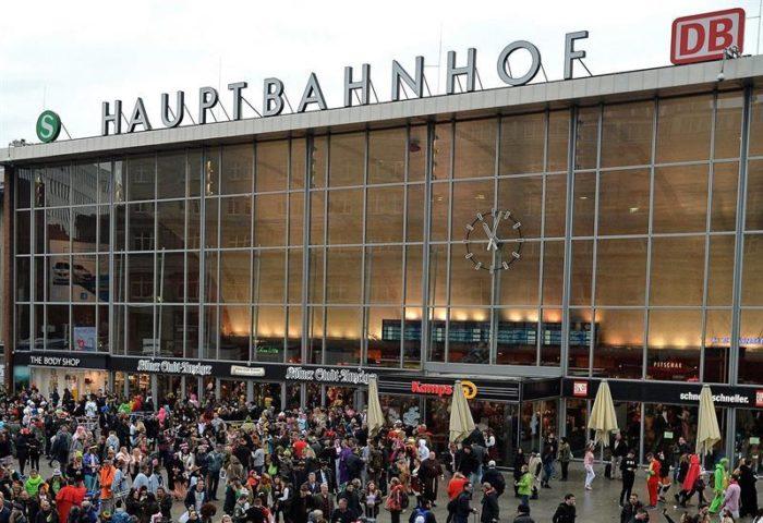 Estacion de tren Alemania