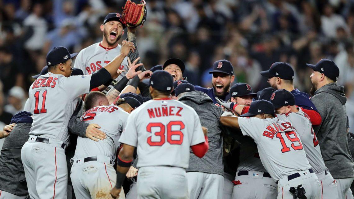 Medias Rojas Vs Yankees