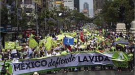 Mexico contra el aborto