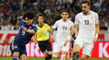 Uruguay vs Japon