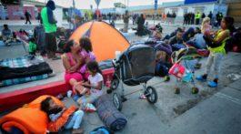 Caravana migrante