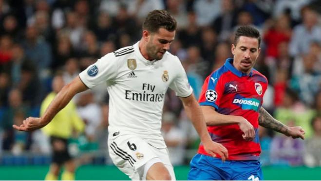 Real Madrid visita al débil Viktoria Plzen
