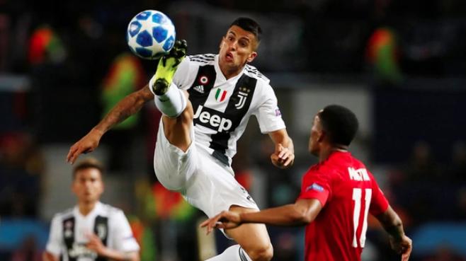Juventus recibe a Manchester United