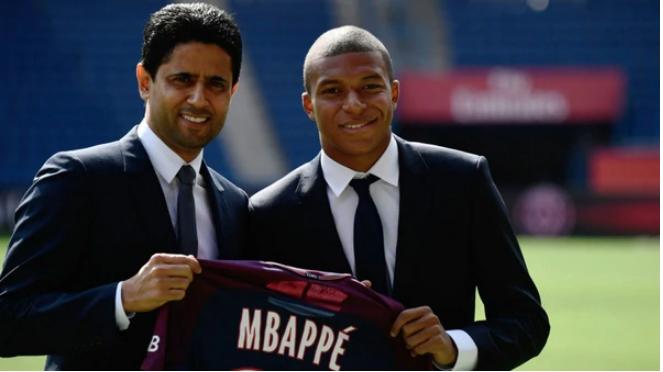 el extravagante contrato que Kylian Mbappé quería en el Paris Saint Germain