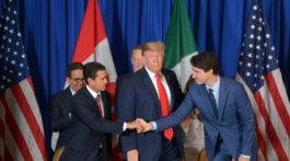 Estados Unidos, México y Canadá