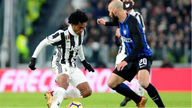 Juventus vs Inter, en una nueva edición del Derby de Italia