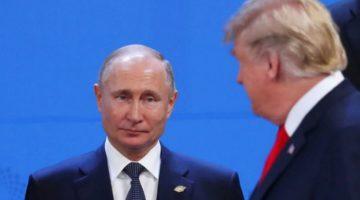 Putin criticó la decisión de EEUU