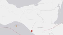Sismo en México, EL Salvador y Guatemala