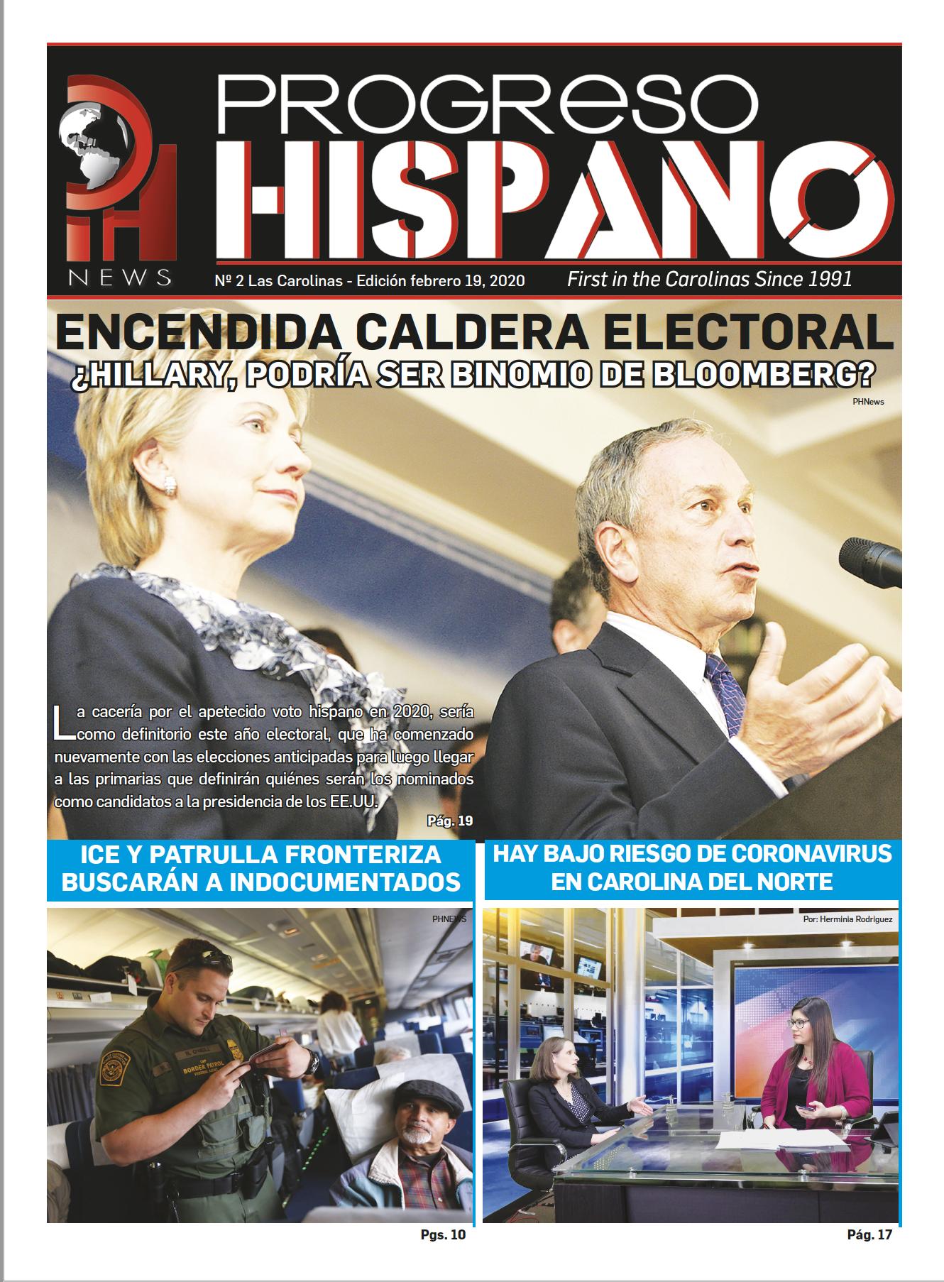 Progreso Hispano News Ed #2 2020