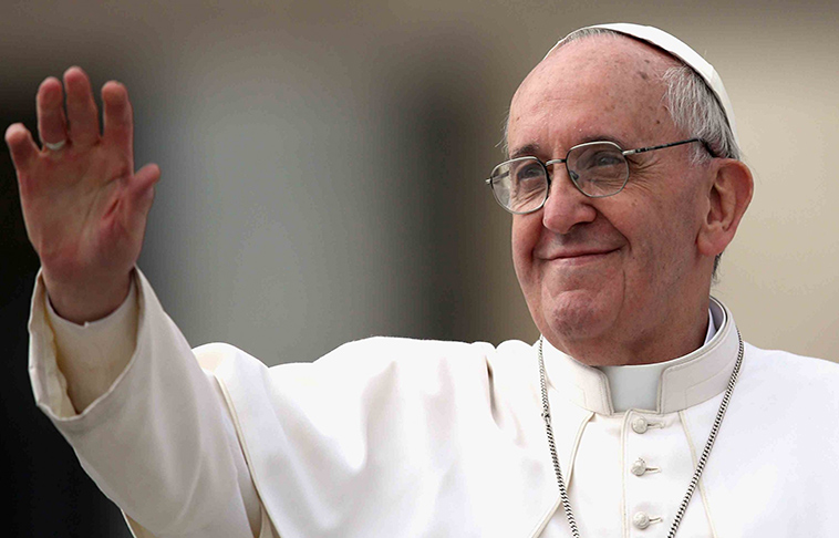 Papa hace un llamado por los inmigrantes del mundo