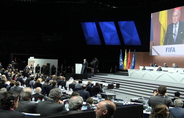 Inicia votación para la presidencia de la FIFA